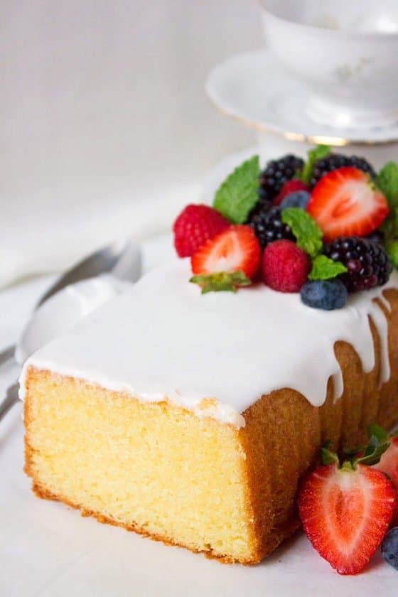 Lemon Cake Recipe With A Delicious Twist - Munaty Cooking