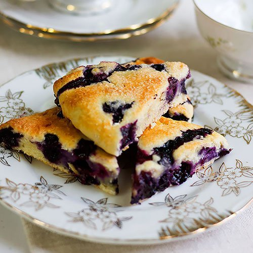 Blueberry scones post's feature image