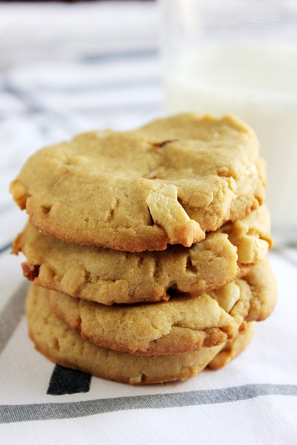 Mixed nuts cookies 7