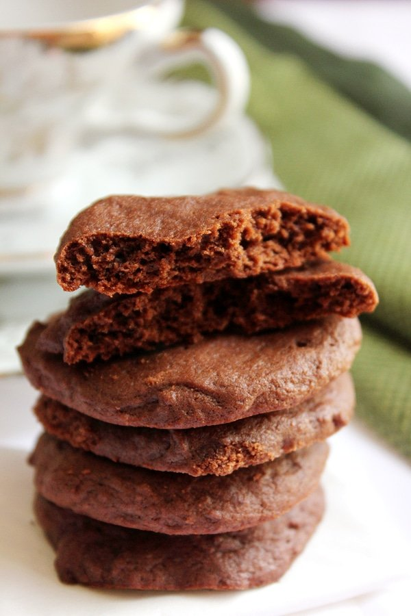 Nutella Chocolate Cookies 3