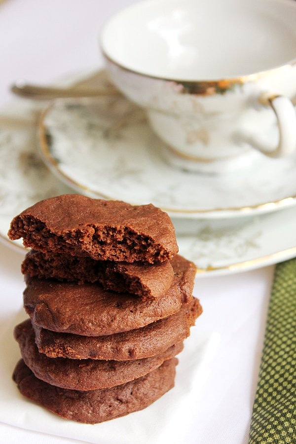 Nutella Chocolate Cookies 4