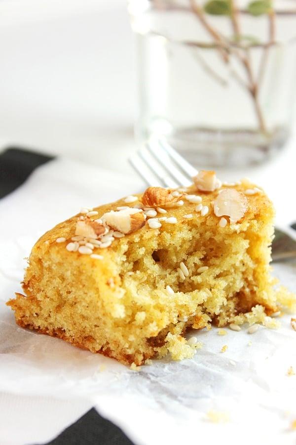 eggless arabian cake 2