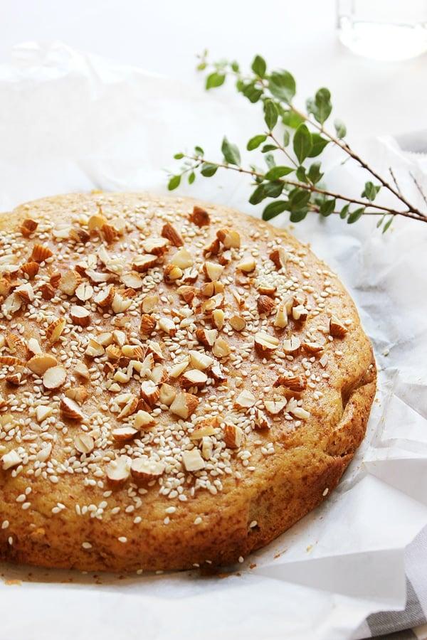 eggless arabian cake 8
