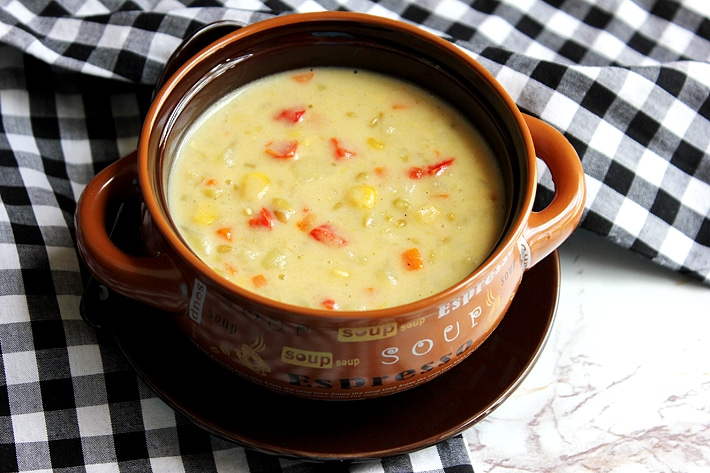 how to make freekeh soup