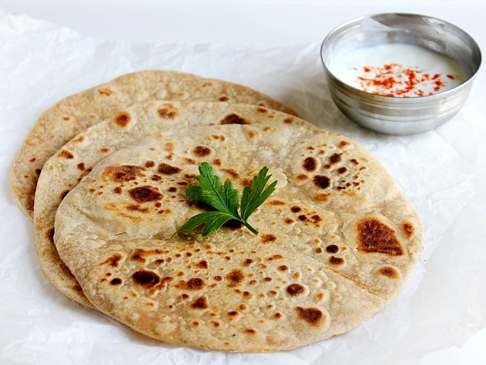 ... fresh chapati (roti). So if possible try to eat it the same day