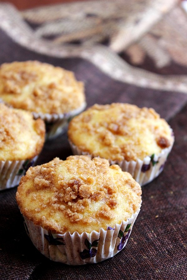 orange crumble cupcake 7