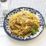 small image of chicken biryani