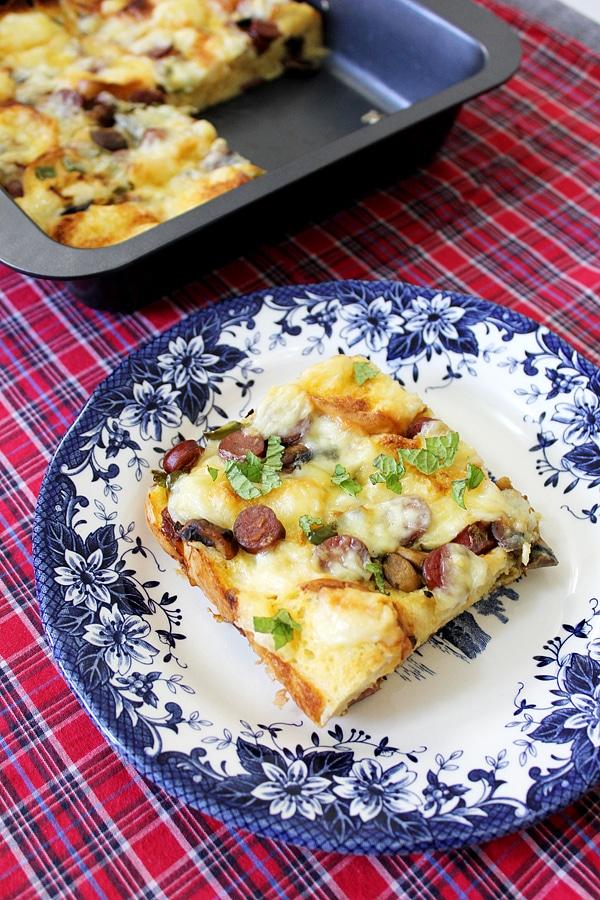 breakfast casserole 5