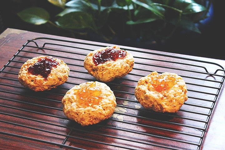 granola biscuits 2