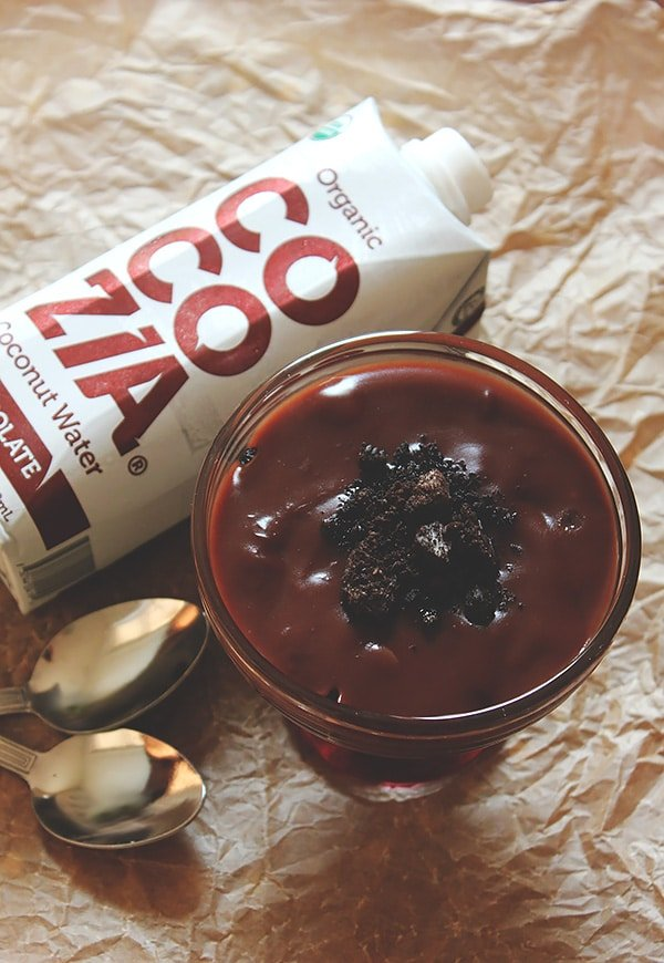 chocolate pudding 3