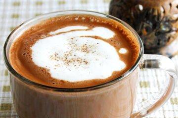 Mocha Hot Chocolate