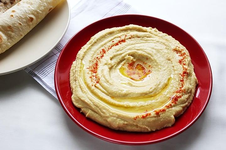 Recette hummus sans tahini les derni res - Houmous recette sans tahini ...