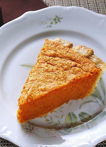Small image of sweet potato pie.