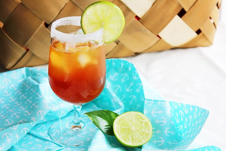 Perfect southern iced tea 3