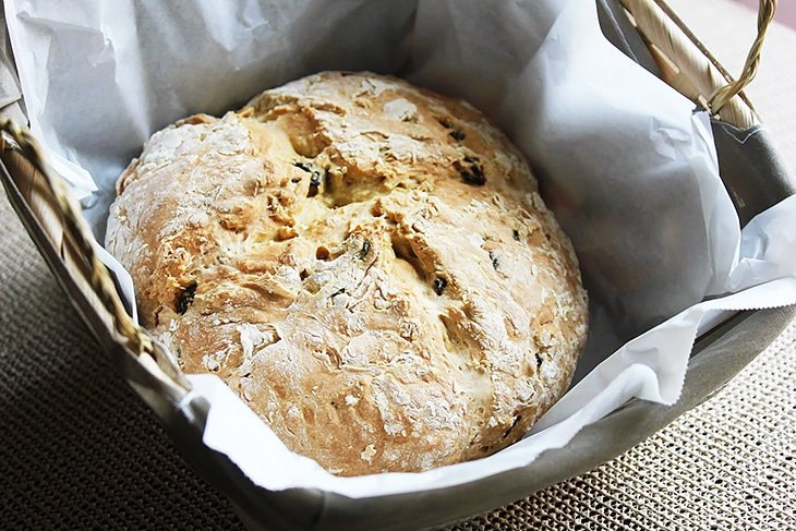 traditional Irish soda bread 1