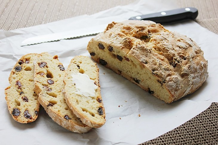 traditional Irish soda bread 4