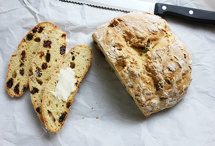 traditional Irish soda bread 5
