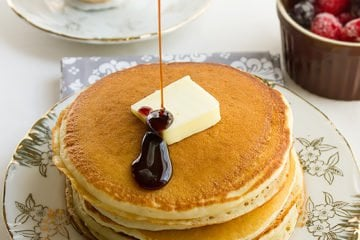 Best sour cream pancakes 5