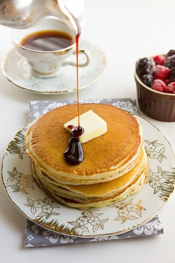 Best sour cream pancakes 5