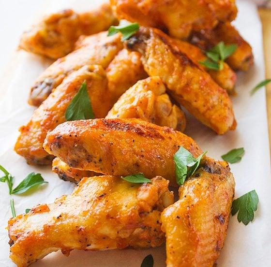 Brown Sugar BBQ Chicken Wings 3