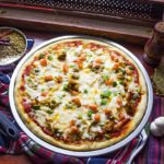 chicken tikka pizza 1