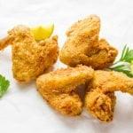 crispy spicy chicken wings 5