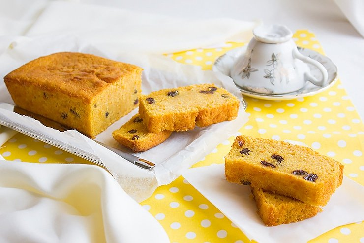 Sweet potato pound cake 4