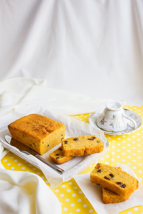 Sweet potato pound cake 5