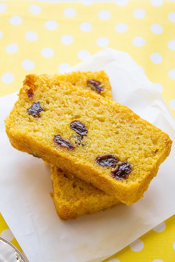 Sweet potato pound cake 8