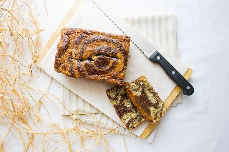 banana zebra bread 7