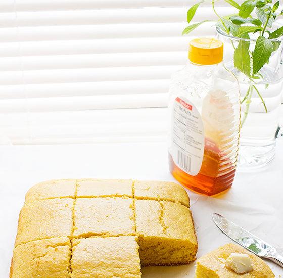 moist sweet cornbread 5