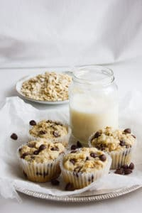 Banana Chocolate Chip Muffins 6