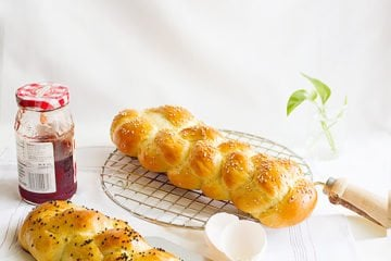 Braided Sweet Milk Bread 3