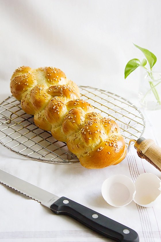 Braided Sweet Milk Bread 4
