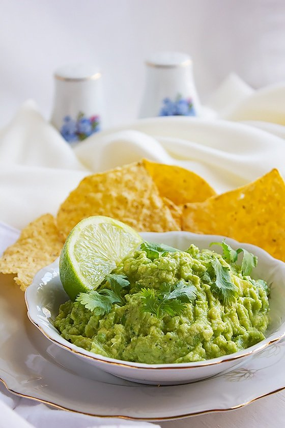 Guacamole Dip Plus How to Keep it green 3
