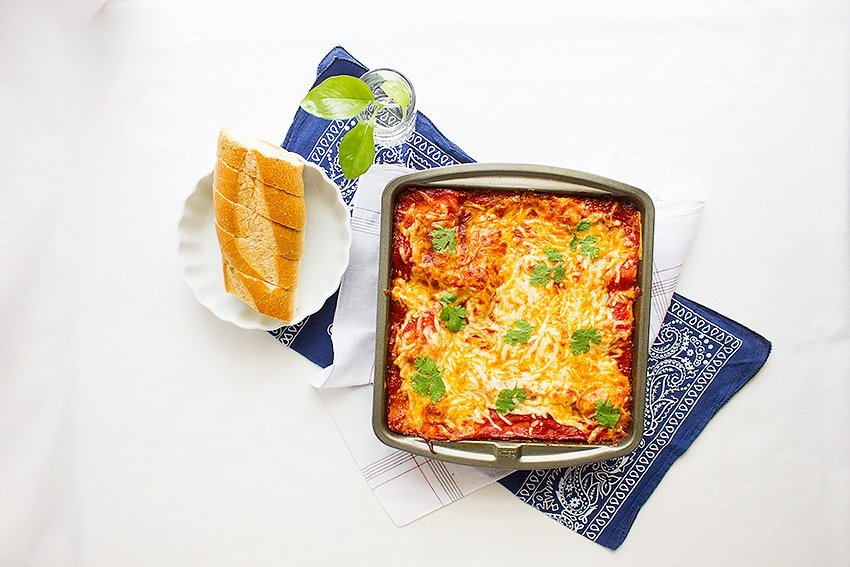 basic beef lasagna recipe 1