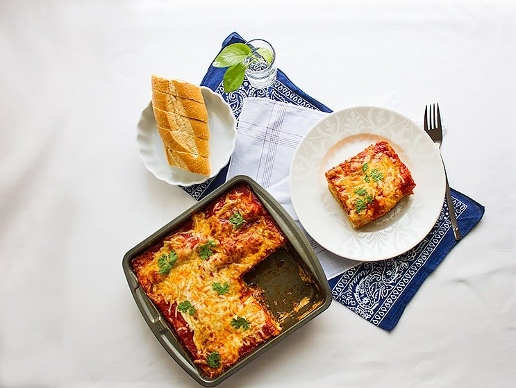 basic beef lasagna recipe 3