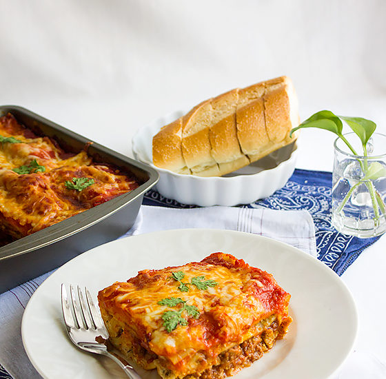 basic beef lasagna recipe 4