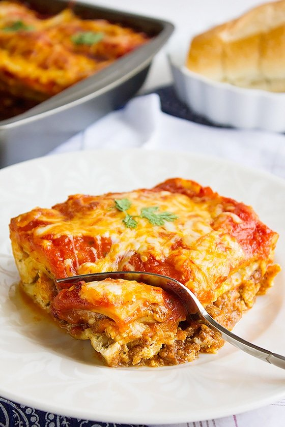 basic beef lasagna recipe 6