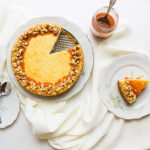 vanilla Cheesecake with Butterscotch Sauce 5
