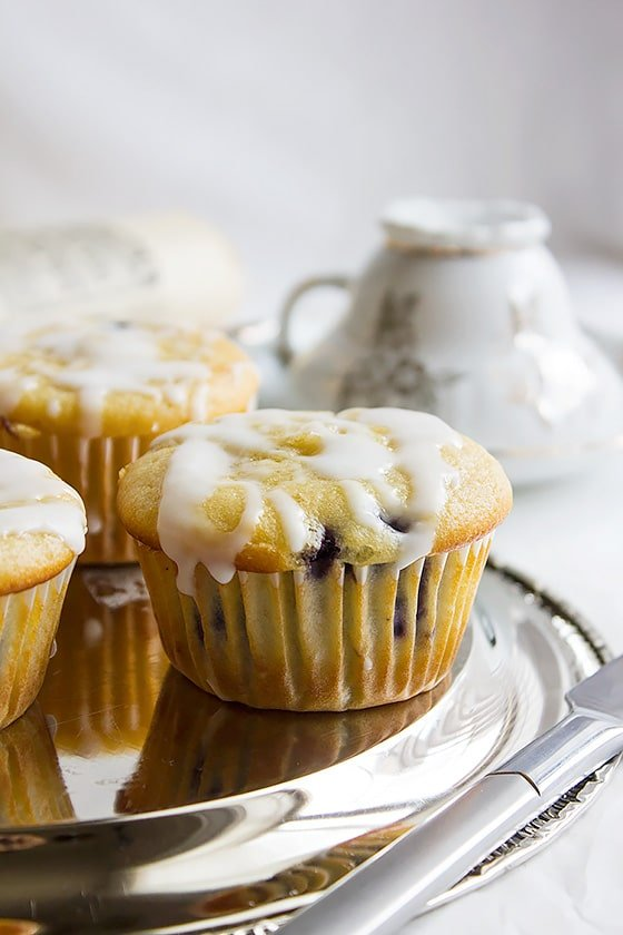 blueberry-muffins-side shot