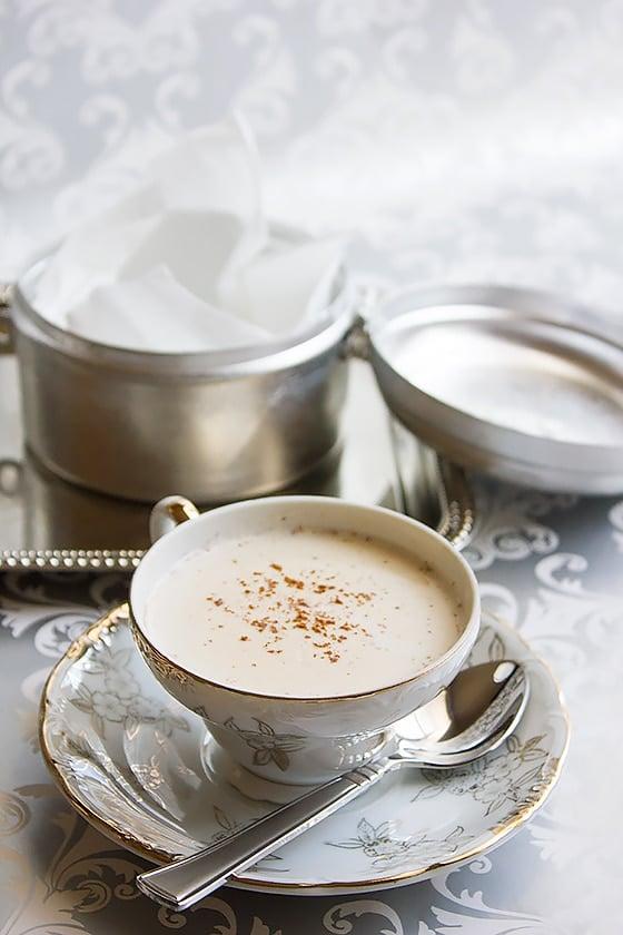 pumpkin pie spice chai latte 2