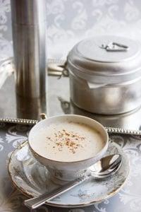pumpkin pie spice chai latte 4