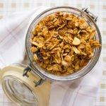 pumpkin pie spice granola 5