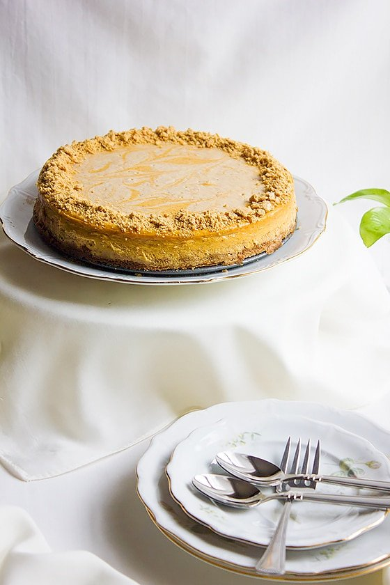 best ever pumpkin cheesecake 2