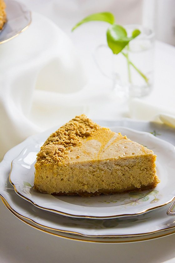 best ever pumpkin cheesecake 5