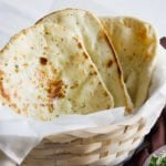 butter naan without yeast or eggs 1