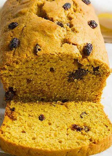 A small image of pumpkin bread
