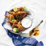 honey garlic wings 1