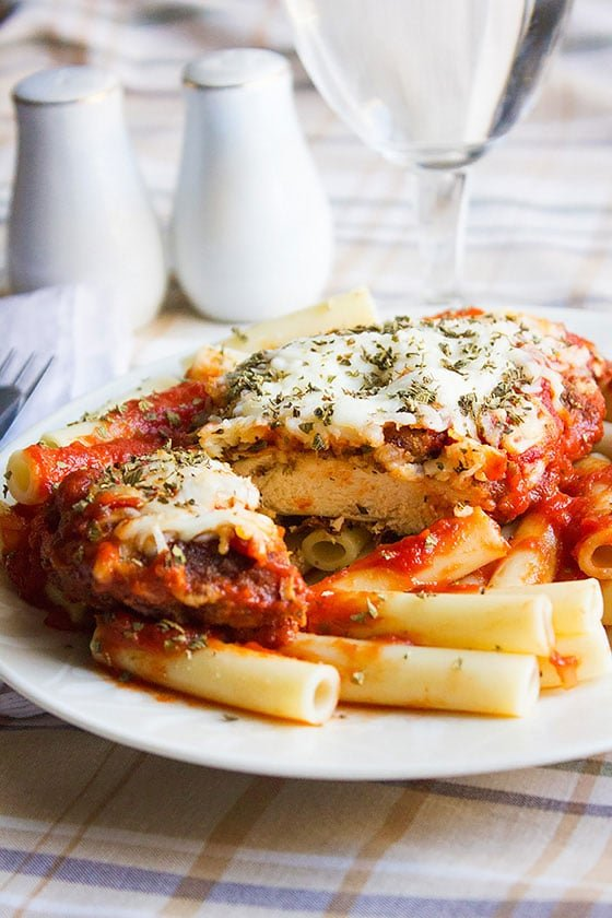 chicken parmesan 4